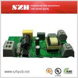 Селекторное управление Fr4 1.6mm 1oz 2 слоя HASL PCBA