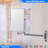 8 '' double miroir compact décoratif du côté 3X de rectangle