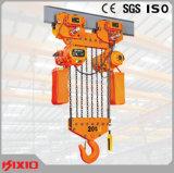 Hijstoestel van de Keten van het Type van Kito van Kixio 20t het Elektrische met Karretje