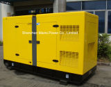 generatore insonorizzato del diesel di Cummins di tasso standby di 110kVA 88kw