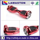 LEDが付いている2つの車輪の自己のバランスの電気永続的なスクーターはスマートなスクーターのバランスをとっている自己を6.5インチの電気スケートボードつける