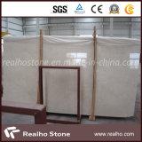 熱い販売のロビーの床タイルのためのベージュ石造りのCrema Marfilの大理石の平板