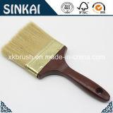 Hardwood Handle를 가진 합성 Tapered Painting Brush