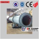 Usine de dessiccateur rotatoire de sable de silice de la Chine