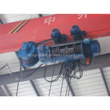 Tipo carretel da mola de cabo para o cabo de bobinamento no guindaste