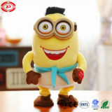 Minions New Type 28cm Moving and Singing Electric Toy engraçado