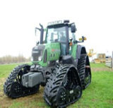 Neuer Entwurfs-Gummispur-System 400series befestigt für Bauernhof-Traktor