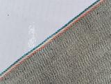 ткань 11159 джинсовой ткани Slub зальбанда 11oz удобная