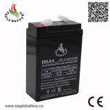 батарея 6V 2.8ah безуходная перезаряжаемые свинцовокислотная для сигнала тревоги