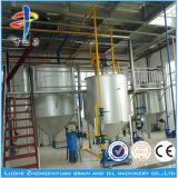 extraction de l'huile des graines de tournesol 50t/D et machine de raffinerie