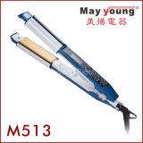 Preço de fábrica 2 Multifunctional em 1 Straightener liso do cabelo do ferro do encrespador de cabelo