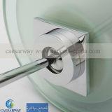 O Faucet moderno da bacia com Watermark aprovou para o banheiro