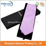 Изготовленный на заказ черная коробка упаковки натянутого лука (QYZ386)