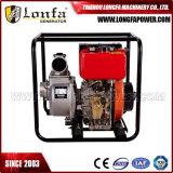 2 pulgadas (50 mm) Manual / tecla de inicio Diesel Bomba de agua para riego