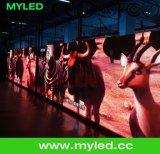 Visualizzazione di LED fissa esterna dell'installazione di HD P6 SMD/video comitato LED di Wall/LED che fa pubblicità alla scheda