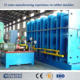 Prensa de vulcanización del vulcanizador de la prensa de la placa de la banda transportadora