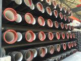 Труба чугуна Dn500 K9 дуктильная для перехода трубопровода
