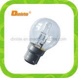 Glühlampe des energiesparenden G45 B22 28W Halogens