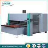 Máquina automática da pintura de pulverização das portas de madeira resistentes de Hicas