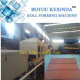 Ligne enduite en pierre de machine de production de feuille de toiture