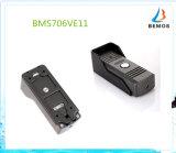 7 polegadas de Doorbell video do telefone da porta do interfone de segurança Home com memória