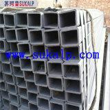 電流を通された長方形鋼管