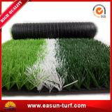 Hierba artificial de la alta densidad de la venta caliente para el campo de fútbol