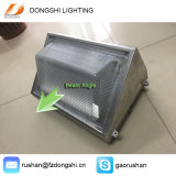 40W 50W 60W 80W 100W PC 덮개 LED Wallpack