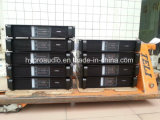 Amplificador de potencia mejorado Fp14000, 2400W amplificador, amplificador de alto rendimiento