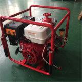 Bomba de agua del alto rendimiento con el motor y el marco de Honda