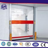 La puerta rápida -5/CE certificó