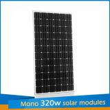 el mono picovoltio panel solar de 300W con IEC, TUV, Ce, la CCE