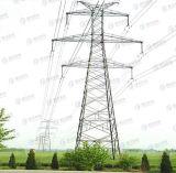De elektrische Toren van Guyed van het Frame van het Staal van de Telecommunicatie