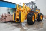 Carregador de Forklit do equipamento de Handlign do bloco da boa qualidade 16t de China