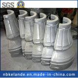 Nach Maß CNC-Maschinen-Aluminiumteil mit Gussteil