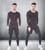 صنع وفقا لطلب الزّبون لون [برثبل] [جم] رطوبة [ويكينغ] ملابس رياضيّة لأنّ رجل