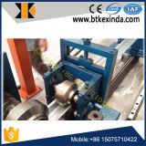 Dimensión de una variable de Omega del metal que forma la máquina