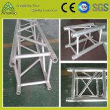 Fascio di alluminio del quadrato dello zipolo di Sisplay di prestazione della fase con il sistema del tetto