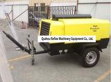 Kaishan Lgcy-4/7 Diesellaufwerk-beweglicher Schrauben-Luftverdichter