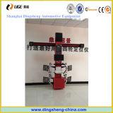 prix de machine de cadrage de roue 3D, cadrage de roue et machine de équilibrage Ds6