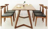 Europe Of design Of furniture Of dining of the table of Steel's with Leg (NK-DTB083)