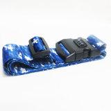 Оптовая выдвиженческая выполненная на заказ планка багажа полиэфира с разделяет пряжку