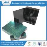 Custom Cmyk Impreso Tuck End vacío Clamshell caja cosmética Caja de regalo de papel de colores