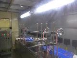Completare la riga di pittura UV automatica per le parti di plastica