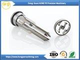 Parts/CNCの精密機械化の回転部品を機械で造るか、または部分を回すCNCの精密