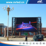 Mrled P16mm Intelligent& 에너지 절약 옥외 발광 다이오드 표시 스크린 판매