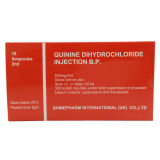 Quini Dihydrochloride Injection 600mg/2ml GMP Medicine