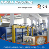 Waste Pet Plastic Bottle / Flakes Lavagem / Reciclagem Linha / Máquina / Planta