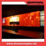 P6 옥외 임대료 LED 벽