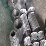 Attrezzo ad alta velocità per produzione ed elaborare della puleggia cronometrante sincrona P della lega di alluminio